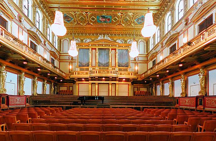 Musikverien Great Hall